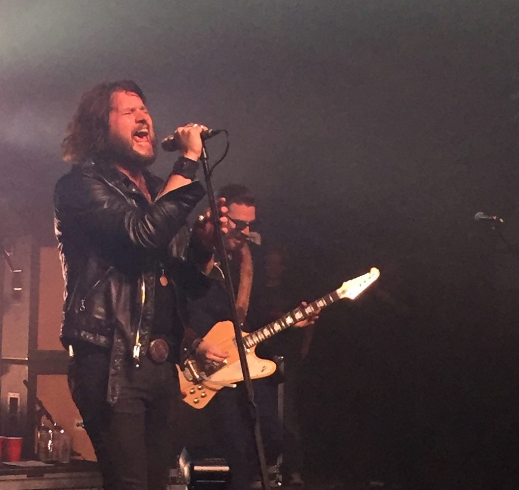 Jay Buchanan and Scott Holiday of Rival Sons